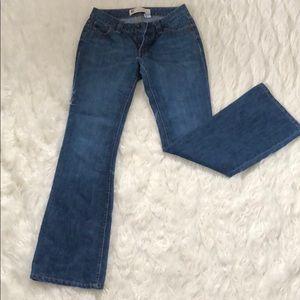 GAP curvy low rise jeans